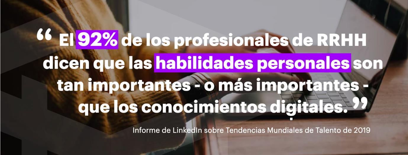 Aportación de la formación al desarrollo personal y profesional de los trabajadores